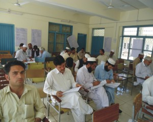 Govt. Middle Schools Headmasters Training 2015